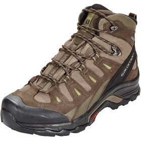 Salomon Quest Prime GTX Chaussures Homme, canteen/wren/martini olive